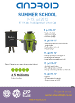android summer school 2012